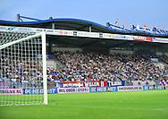 22-08-2009 Voetbal:Willem II:Heracles Almelo:Tilburg<br /> Sfeerfoto reclameborden HASSINK, GINAF, JIMMYS, VAN BOEKEL, VALERES<br /> Foto: Geert van Erven