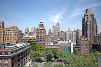 Roof View at 333 East 66th Street
