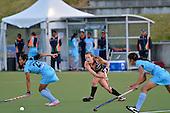 20121214 New Zealand Black Sticks Women V India