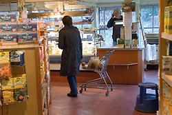 Winkel op de biologische tuinderij Land en Boschzigt in 's-Graveland