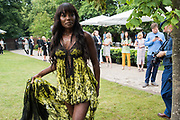 LORRAINE PASCAL, The Serpentine Party pcelebrating the 2019 Serpentine Pavilion created by Junya Ishigami, Presented by the Serpentine Gallery and Chanel,  25 June 2019