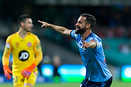 2018 A-League Sydney FC v Western Sydney Wanderers FC - R2