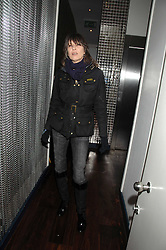 CHRISSIE HYNDE at the Grand Classic screening of The Apartment held at The Electric Cinema, 191 Portobello Road, London on 16th March 2008.<br />