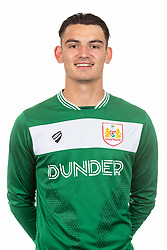 Max O'Leary of Bristol City - Ryan Hiscott/JMP - 26/07/2018 - FOOTBALL - Ashton Gate - Bristol, England - Bristol City Media Day