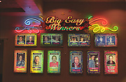 Big Easy Winners hall of fame, Las Vegas, USA, 2000's