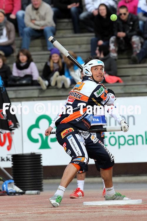 31.5.2012, Pohjanlinnan stadion, Kankaanp??..Superpesis 2012, Kankaanp??n Maila - Nurmon Jymy, Sein?joki..Jonne Kemppainen - KaMa.