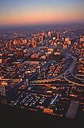 City Center Aerial, Independence National Historical Park, Delaware River, Philadelphia, PA,