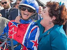 Christchurch-Racing, NZ Trotting Cup