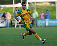 Photo: Maarten Straetemans.<br /> FC Zwolle v Norwich City. Pre Season Friendly. 25/07/2007.<br /> Jimmy Smith (Norwich City)