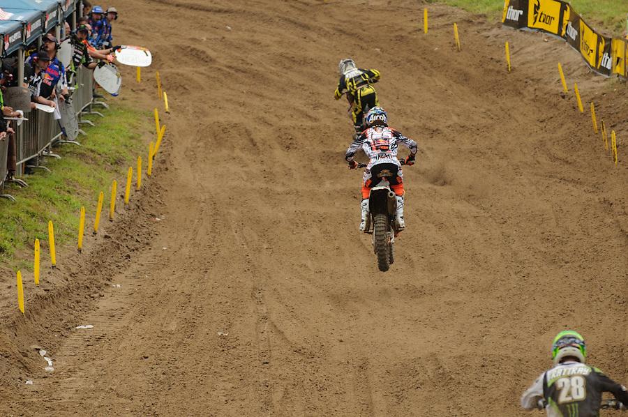 2011 AMA Motocross Nationals.MX338.Southwick, Massachusetts.August 27, 2011