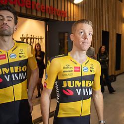 10-12-2019: Wielrennen: Teampresentatie Jumbo Visma: Amsterdam <br />Steven Kruijswijk, Tom Dumoulin