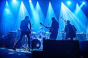 Bilderbuch - Support für die Beatsteaks auf Creepmagnet Tour 2014 in der  Swiss Life Hall in Hannover am 03.December 2014. Foto: Rüdiger Knuth