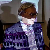 Diego Della Valle, presenta il restauro del Colosseo