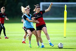 Yana Daniels and during training at Failand - Mandatory by-line: Robbie Stephenson/JMP - 26/09/2019 - FOOTBALL - Failand Training Ground - Bristol, England - Bristol City Women Training