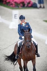 Peters Sabine, (NED), Carolus Magnus<br /> Para Dressuur Finale<br /> Dutch Championship Dressage - Ermelo 2015<br /> © Hippo Foto - Dirk Caremans<br /> 19/07/15