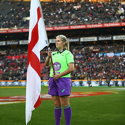General views during the 2018 Castle Lager Incoming Series 1st Test match between South Africa and England at Emirates Airline Park,<br /> Johannesburg.South Africa. 09,06,2018 Photo by (Steve Haag Sports)