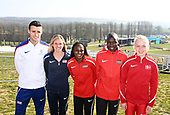 Mar 29, 2019-Cross Country-IAAF World Championships-Press Conference