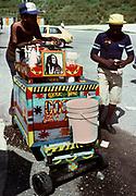 Bob Marley Cane Cart