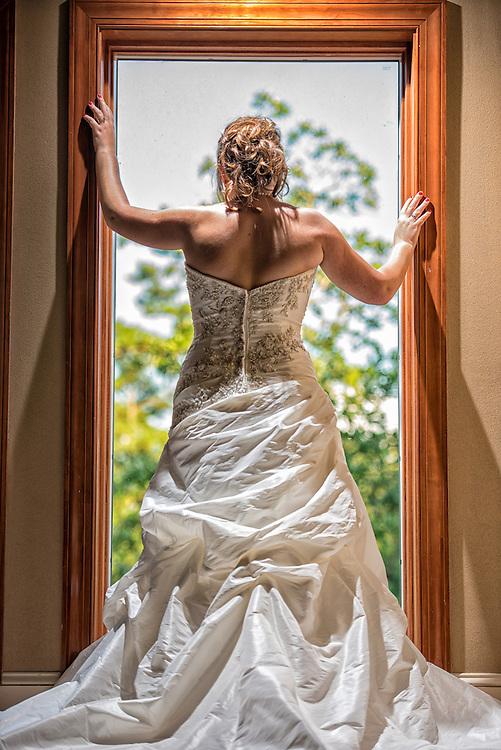 Ashley Bridal Portrait | Swansboro NC Photographers