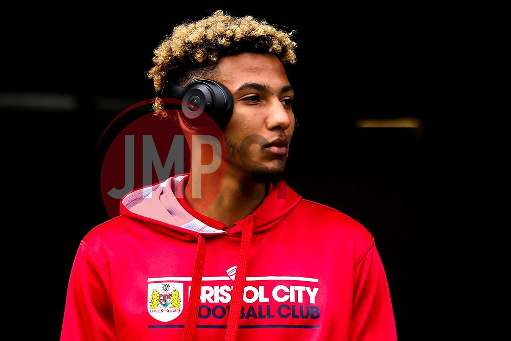 Lloyd Kelly of Bristol City - Mandatory by-line: Robbie Stephenson/JMP - 05/05/2019 - FOOTBALL - KCOM Stadium - Hull, England - Hull City v Bristol City - Sky Bet Championship