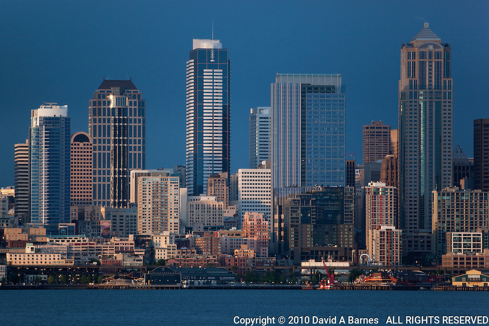 Skyline, Seattle, Washington