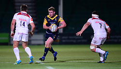 Niall Annett of Worcester Cavaliers - Mandatory by-line: Alex James/JMP - 04/09/2017 - RUGBY - Sixways - Worcester, England - Worcester Cavaliers  v Leicester Tigers - A League