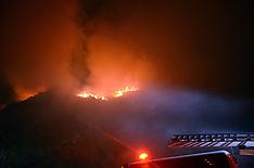 Wellington-Fire crews respond to scrub fire at Owhiro Bay