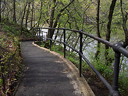 Path along the Lake in Central Park