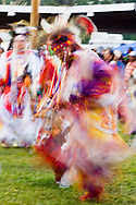 Fancy Dancer, Crow Fair powwow, Crow Indian Reservation, Montana