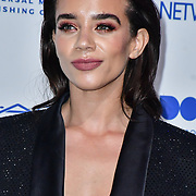 Hannah John-Kamen attends the 22nd British Independent Film Awards at Old Billingsgate on December 01, 2019 in London, England.