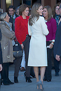 112713 Princess Letizia at the Opening of the 16th National Congress of Volunteering