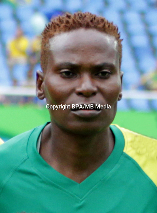 Fifa Woman's Tournament - Olympic Games Rio 2016 -  <br /> South Africa National Team - <br /> Noko MATLOU