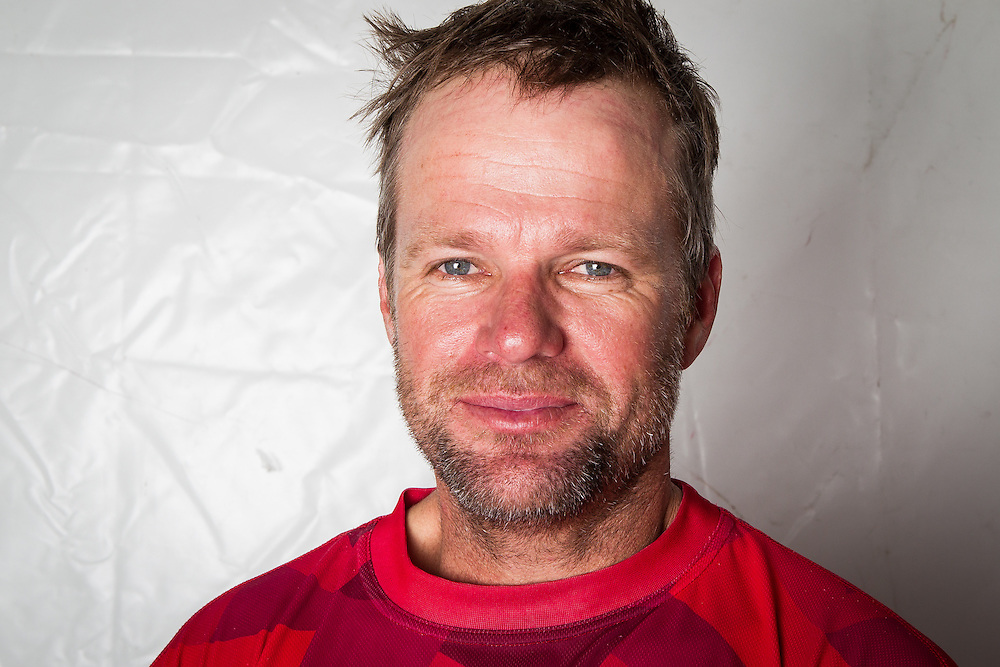 Chris Nicholson, Skipper, CAMPER with Emirates Team New Zealand.