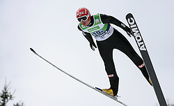 Anders Bardal (NOR) at Flying Hill Team in 3rd day of 32nd World Cup Competition of FIS World Cup Ski Jumping Final in Planica, Slovenia, on March 21, 2009. (Photo by Vid Ponikvar / Sportida)