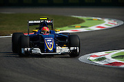 September 2, 2016: Felipe Nasr (BRA), Sauber , Italian Grand Prix at Monza