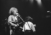 The Cure live. UK. 1980s.