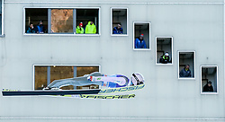 31.12.2016, Olympiaschanze, Garmisch Partenkirchen, GER, FIS Weltcup Ski Sprung, Vierschanzentournee, Garmisch Partenkirchen, Qualifikation, im Bild Roman Koudelka (CZE) // Roman Koudelka of Czech Republic during his Qualification Jump for the Four Hills Tournament of FIS Ski Jumping World Cup at the Olympiaschanze in Garmisch Partenkirchen, Germany on 2016/12/31. EXPA Pictures © 2016, PhotoCredit: EXPA/ Jakob Gruber