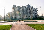 Nuova edilizia a Milano