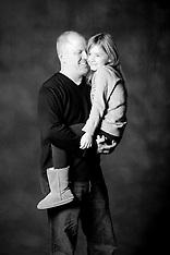 2014 Teachers - Family Portraits black&white