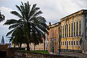 Belem_PA, Brasil..Na foto casaroes historicos da Baia de Guaraja, Belem, Para...In the photo historic houses of  Guarajá Bay, Belem, Para...Foto: JOAO MARCOS ROSA / NITRO