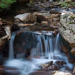 Cedar Hollow Falls, North Cascades National Park, Washington, US