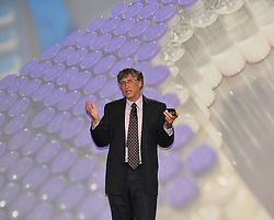 59568394  .Microsoft founder Bill Gates addresses the world s first Global Vaccine Summit in Abu Dhabi, capital of United Arab Emirates, on April 24, 2013, 25, April. Photo by: i-Images.UK ONLY