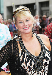 © Licensed to London News Pictures. 01/07/2013. London, UK. Cheryl Baker at the Bula Quo UK film premiere, Odeon West End cinema Leicester Square, London. Photo credit: Richard Goldschmidt/LNP