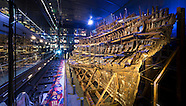Mary Rose Unveiling 190716