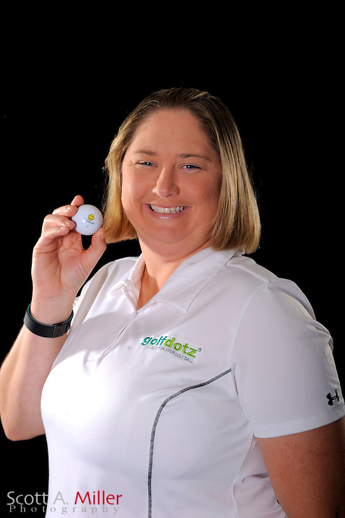 Kelly Lagedrost during a portrait shoot prior to the LPGA Futures Tour's Daytona Beach Invitational at LPGA International's Championship Courser on March 29, 2011 in Daytona Beach, Florida... ©2011 Scott A. Miller