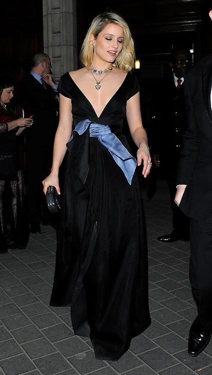 Dianna Agron attends the Alexander McQueen: Savage Beauty - press view at the Victoria &amp; Albert Museum in London, UK. 12/03/2015<br /> BYLINE MUST READ : GOTCHAIMAGES.COM<br /> <br /> Copyright by &copy; Gotcha Images Ltd. All rights reserved.<br /> Usage of this image is conditional upon the acceptance <br /> of Gotcha Images Ltd, terms and conditions available at<br /> www.gotchaimages.com