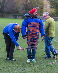 TV chef, Tony Singh, is wrapping up his preparations for a charity 100km Arctic Trek in Norway by trying out specialist outdoor equipment he will be using on his adventure. <br /> <br /> Tony will be undertaking the walk in February 2018 for the charity, St. Columba's that is dedicated to providing specialist care for patients with a range of illnesses including motor neurone disease, heart and respiratory conditions, cancer and many more.