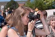 18276Undergraduate Commencement 2007....Rachel Weed