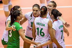 22-08-2017 NED: World Qualifications Slovenia - Bulgaria, Rotterdam<br /> Bulgaria win 3-1 against Slovenia / Hristina Ruseva #11 of Bulgaria<br /> Photo by Ronald Hoogendoorn / Sportida