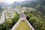 Burg Hohenwerfen, Salzburgerland, Austria © Rudolf Abraham